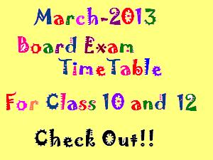 05-boardexamtimetables