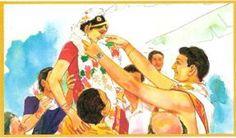 Malai Mathu ceremony