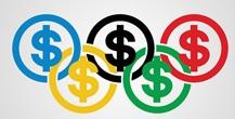 olympics , gdp